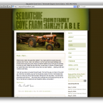 Sequatchie Cove Farm website