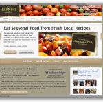 Main St Farmers Market website