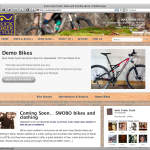 Suck Creek Cycle website