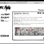 Mark Making website