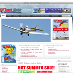 Light Sport & Ultralight Flying Magazine website